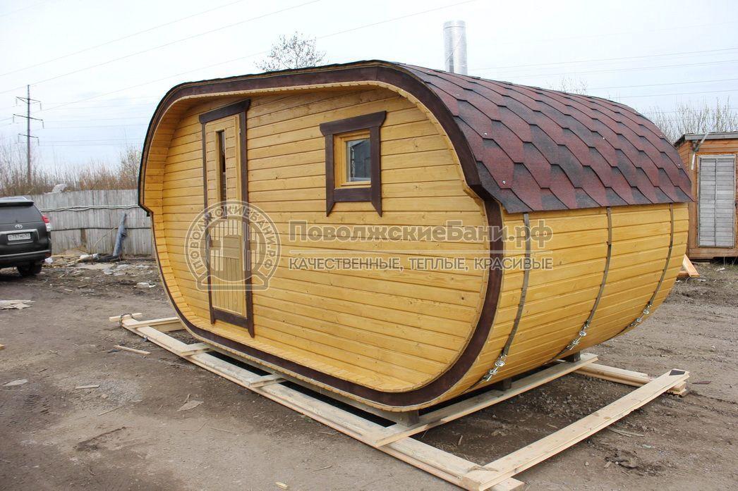 баня перевозная ульяновск
